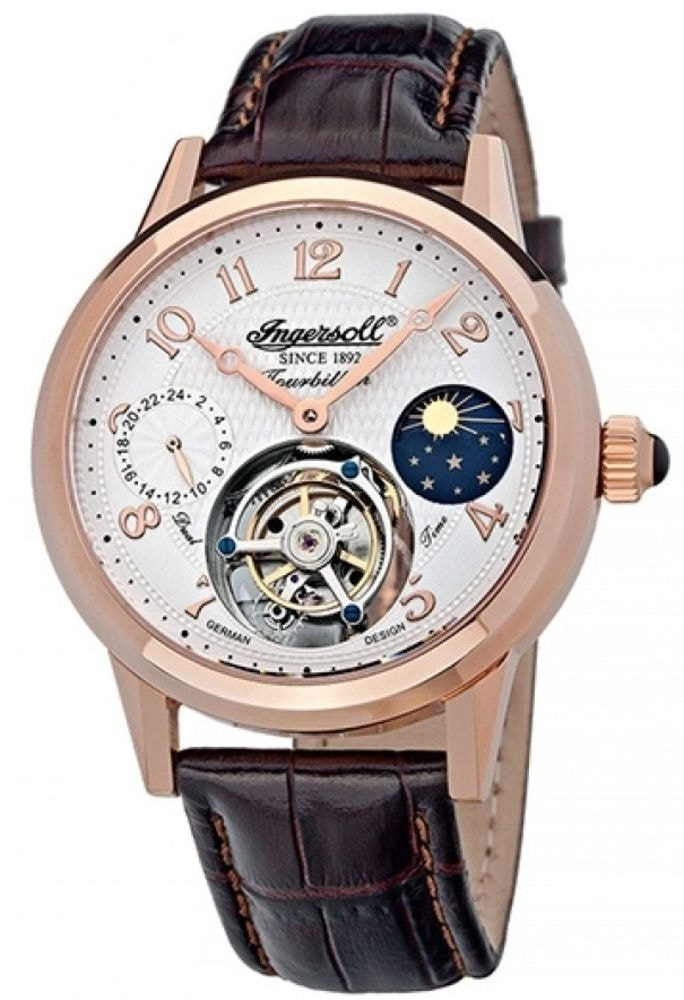Ingersoll Pierce Tourbillon IN5305RG