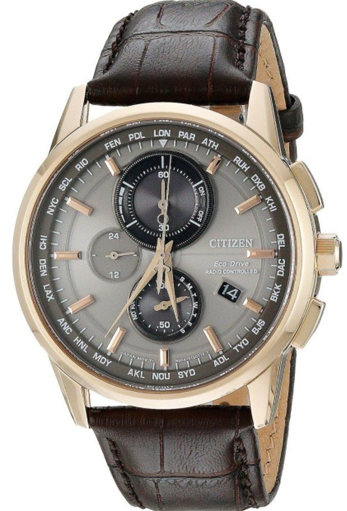 Citizen World Chronograph AT8113-04H