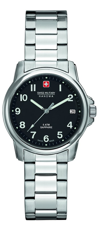 Swiss Military Hanowa  Swiss Soldier Lady Prime 06-7231.04.007