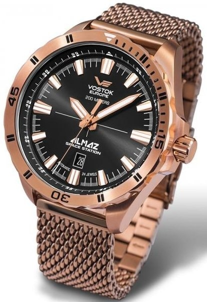 Vostok Europe Almaz Automatic NH35A-320B259B