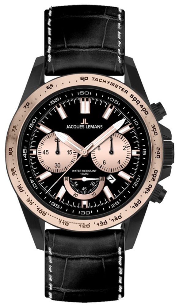 Jacques Lemans Liverpool Automatic 1-1756F