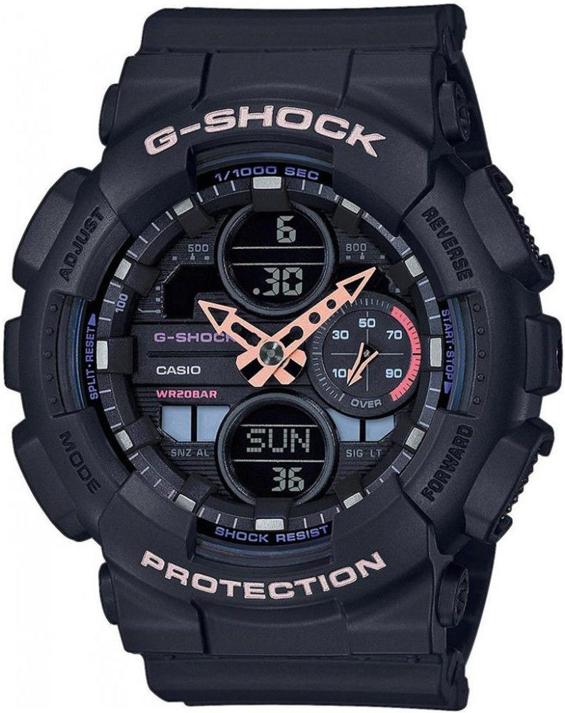 Casio G-Shock Original S-Series GMA-S140-1AER