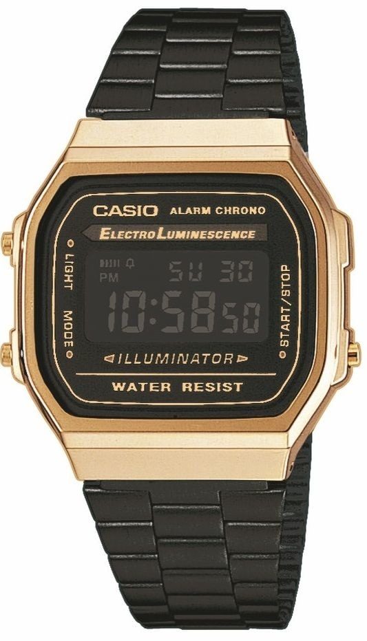 Casio Collection Retro A168WEGB-1BEF