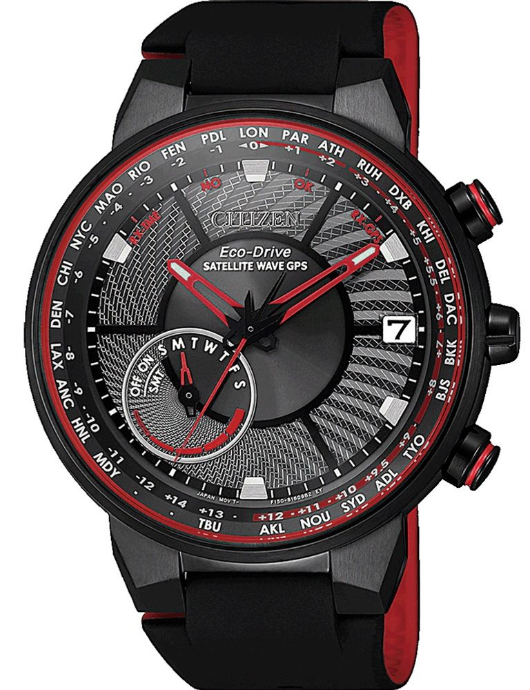 Citizen Satellite Wave Eco-Drive CC3079-11E