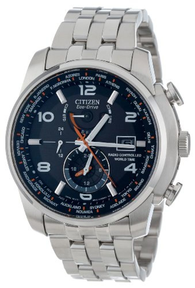 Citizen World Time AT9010-52E