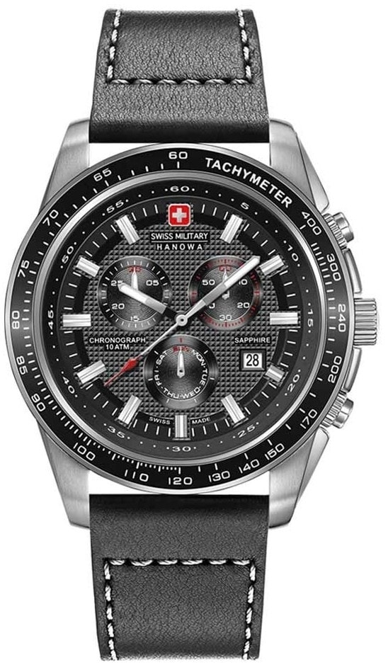 Swiss Military Hanowa Crusader Chrono 06-4225.04.007