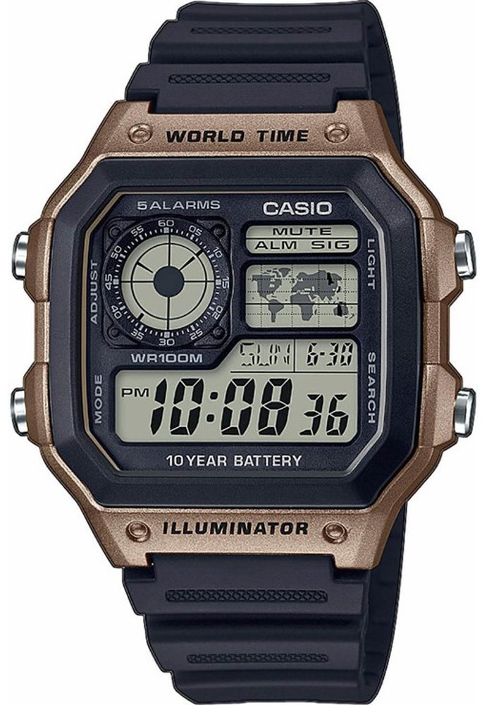 Casio Collection AE-1200WH-5