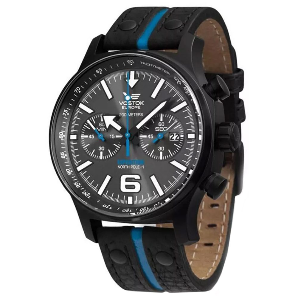 Vostok Europe Expedition North Pole 1 6S21-5954198