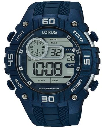 Lorus Digital Man