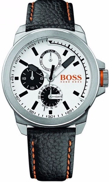 Hugo Boss Orange New York New York 3-Hands 44MM 1513154
