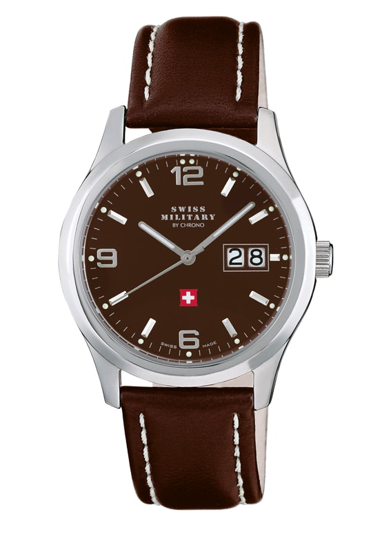 Swiss Military by Chrono SM34004.08 - (20009ST-9L)