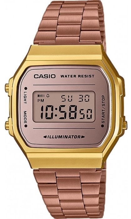 Casio  Retro A168WECM-5EF