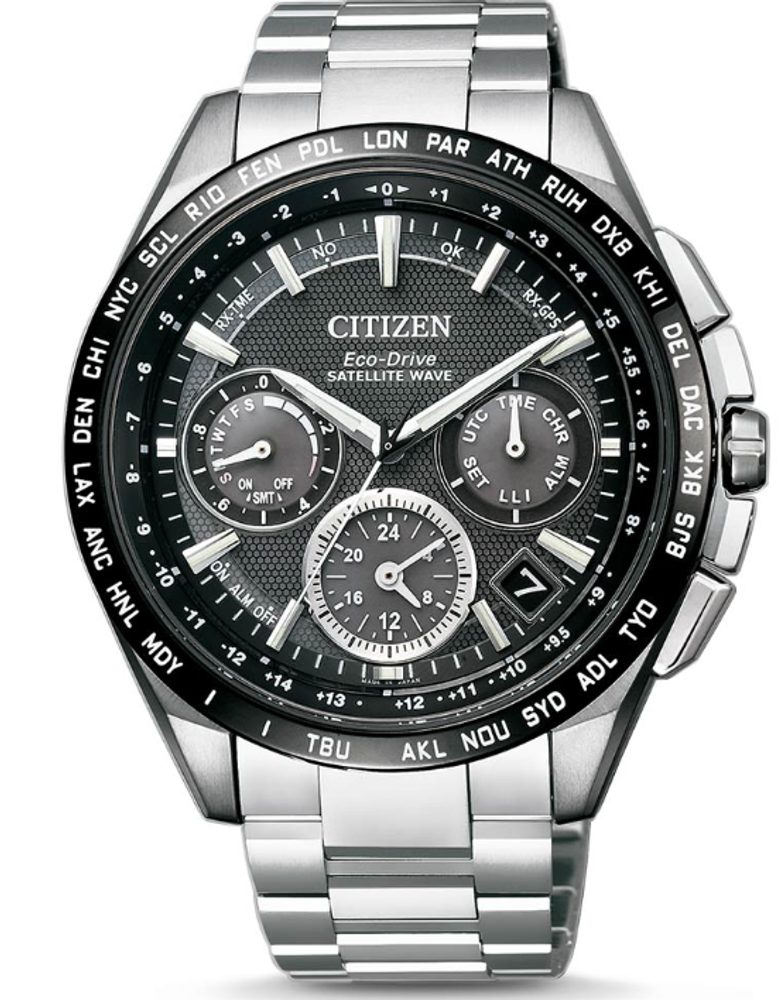 Citizen Satellite Wave CC9015-54E