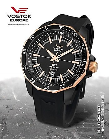 Vostok  Europe Rocket N1 NH35A-2253148S