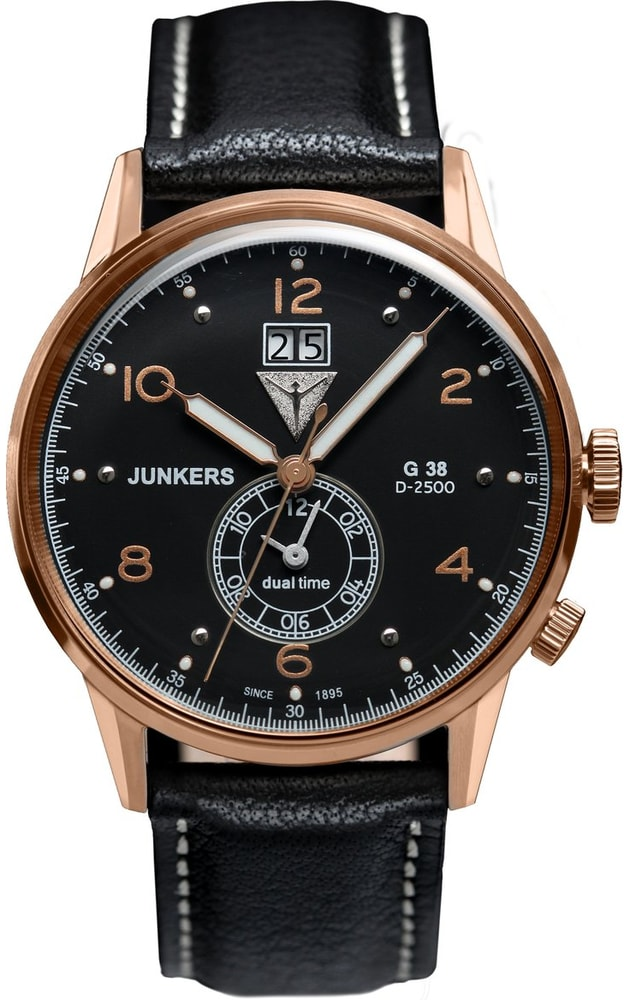 Junkers G38 Dual-Time 6942-5