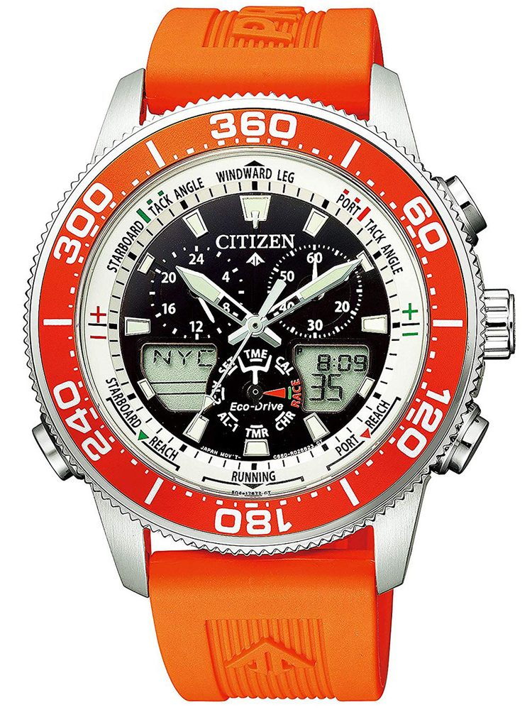Citizen Eco-Drive Promaster JR4061-18E