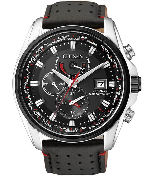Citizen Eco-Drive Saphirglas AT9036-08E