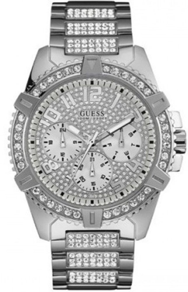 Guess Frontier Silver W0799G1