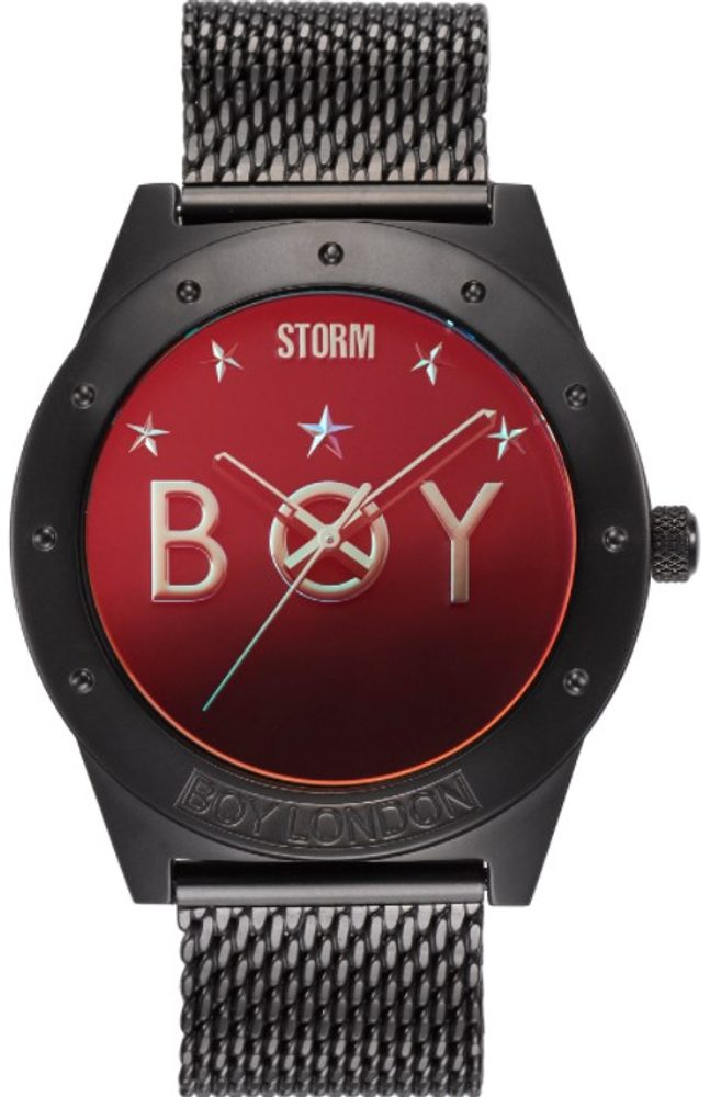 Storm Boy Star Slate Lazer Red 47484-SL-R