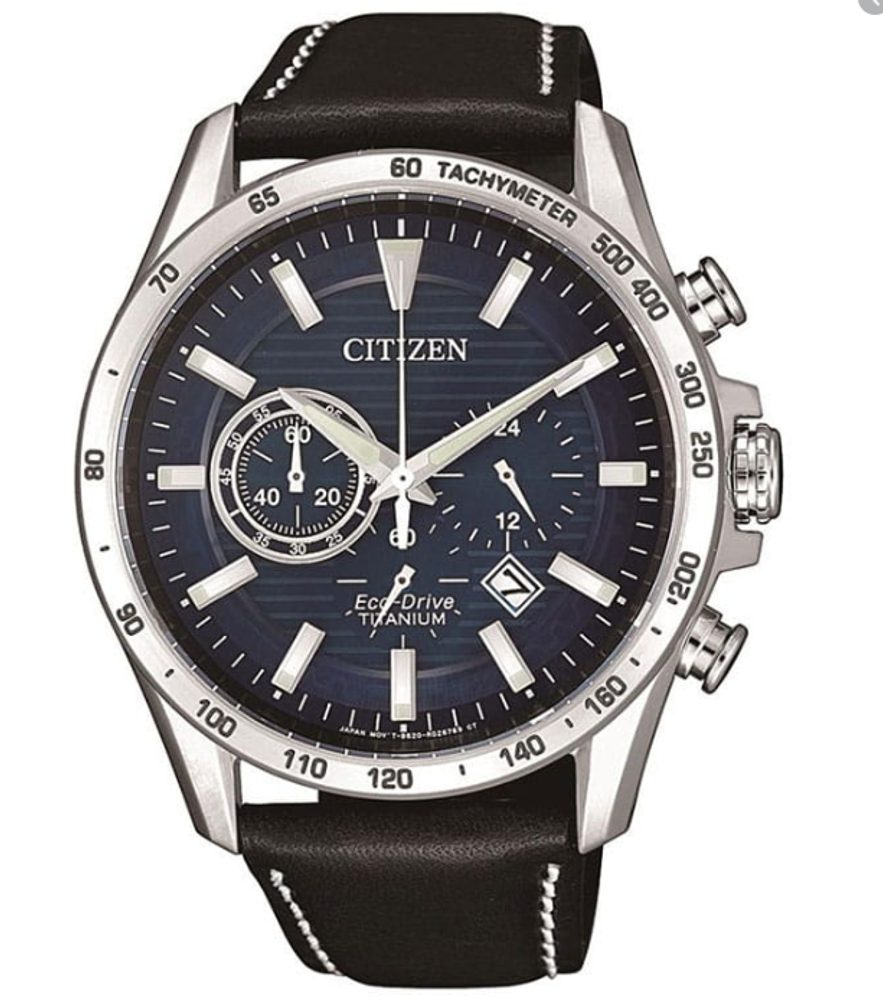 Citizen Chronograph CA4440-16L