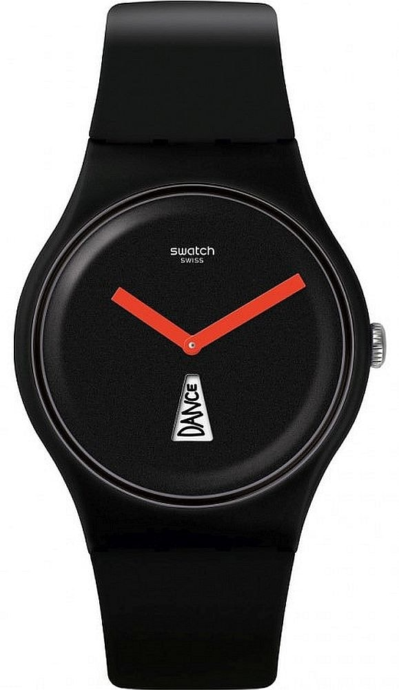 Swatch Listen To Me  Ouverture SUOB727