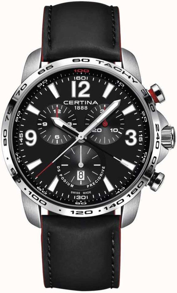 Certina Sport  DS Podium Chronograph 1-100 sec C001.647.16.057.01