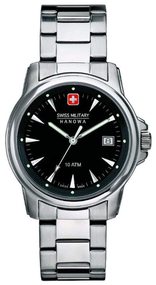 Swiss Military Hanowa Recruit Prime Gift Set 06-8010.04.007