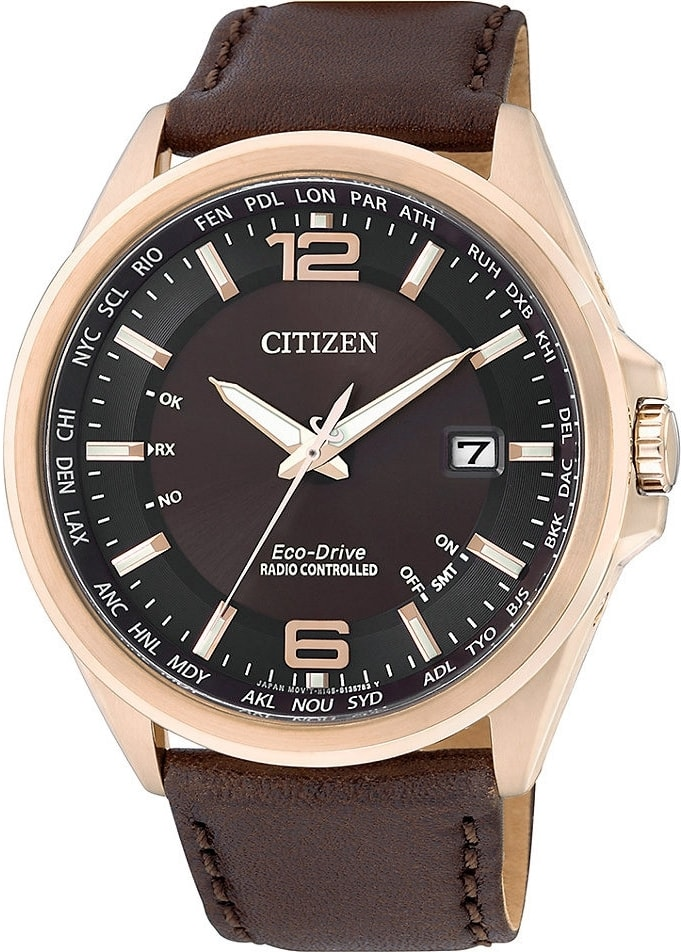 Citizen Eco-Drive 4 -Zonen CB0017-03W