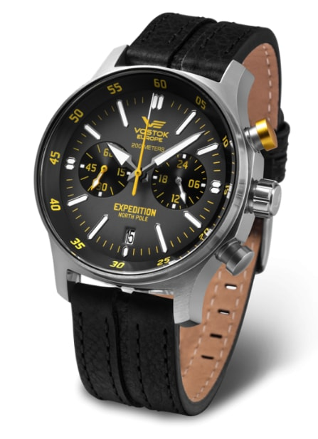 Vostok Europe Expedition VK64-592A560