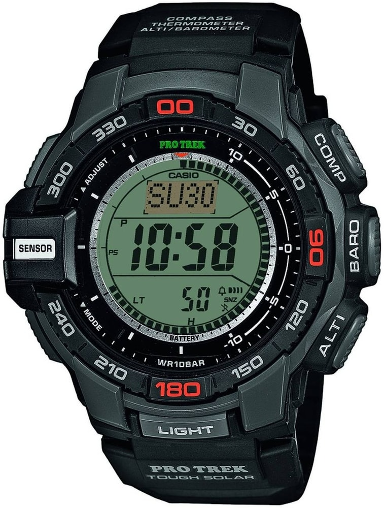 Casio Pro Trek Tough Solar PRG-270-1ER