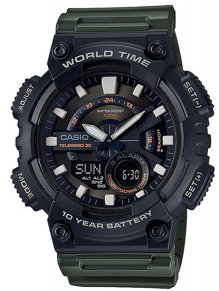 Casio Youth AEQ-110W-3AVDF