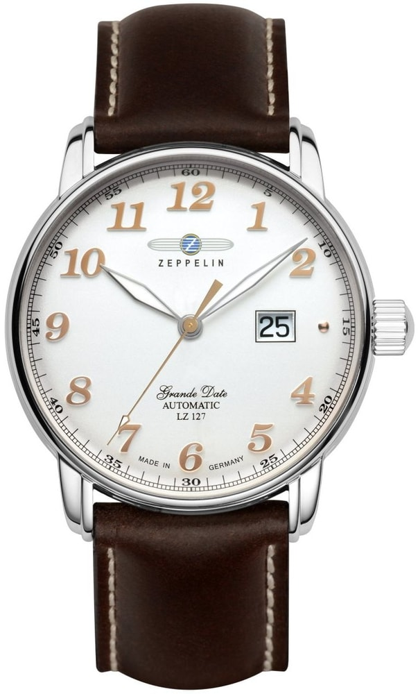 Zeppelin Swiss Made Automatic 7652-4