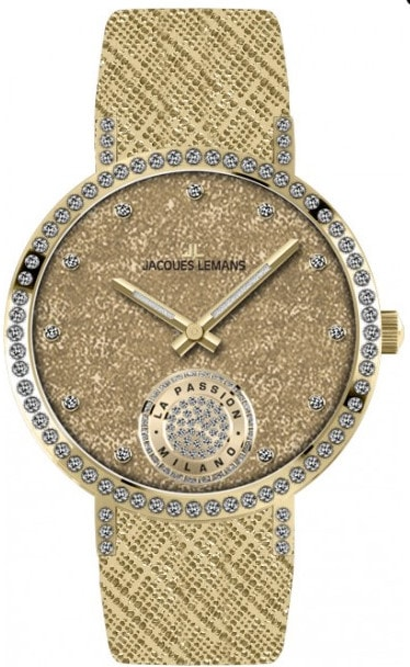 Jacques Lemans Milano La Passion 1-1764C