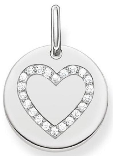 Thomas Sabo Charm - Love Bridge LBPE0005-051-14
