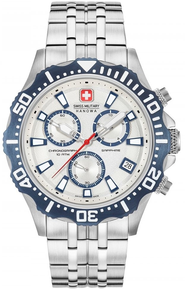 Swiss Military Hanowa Patrol Chrono 06-5305.04.001.03