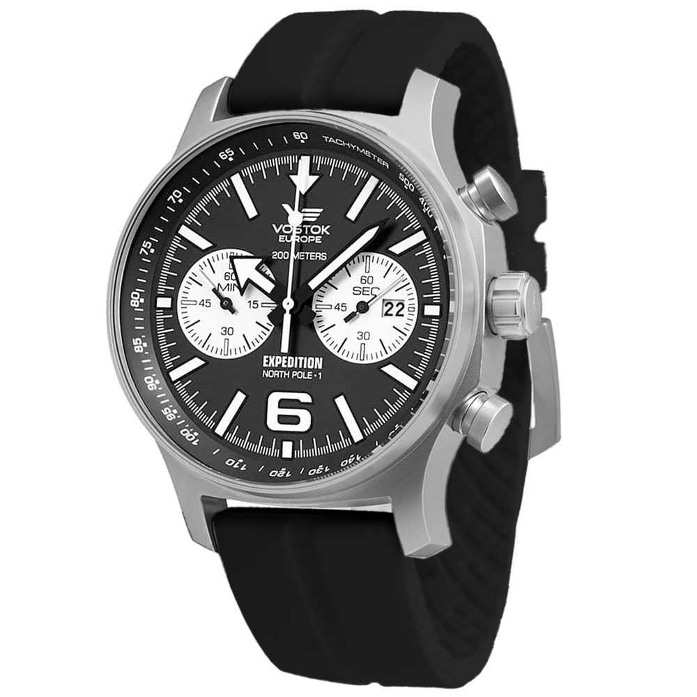Vostok Europe Expedition North Pole 1 6S21-5955199S-B