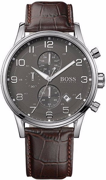 Hugo Boss Black Contemporary Sports Aeroliner Chrono 1512570