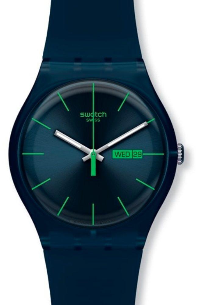 Swatch Blue Rebel