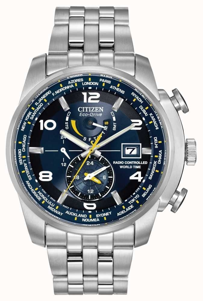 Citizen World Time AT9010-52L