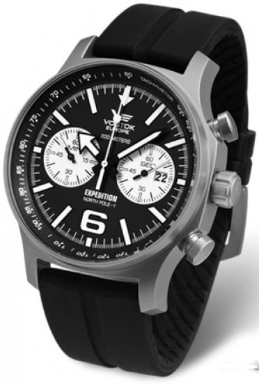 Vostok Europe Expedition -NORTH POLE-1- Chrono 6S21-5955199S