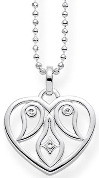 Thomas Sabo Glam & Soul Diamond Heart KE0018-725-21