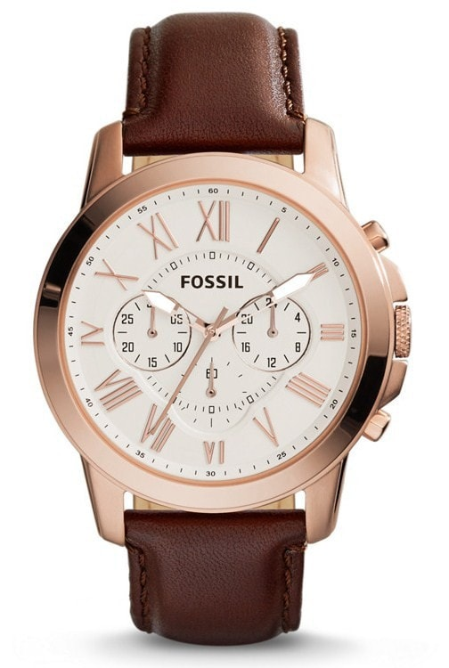 Fossil Grant Chronograph FS4991