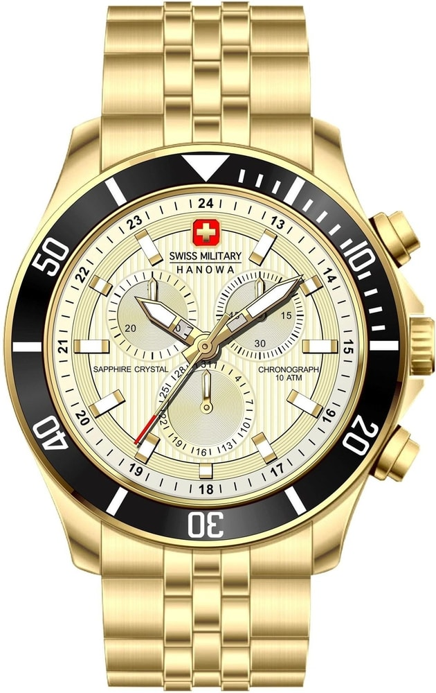 Swiss Military Hanowa Flagship Chrono 06-5183.7.02.002