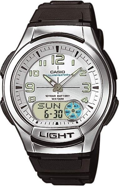 Casio Collection AQ-180W-7BVES