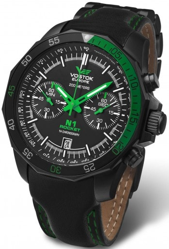 Vostok Europe Rocket N1 Chrono 6S21-2254252