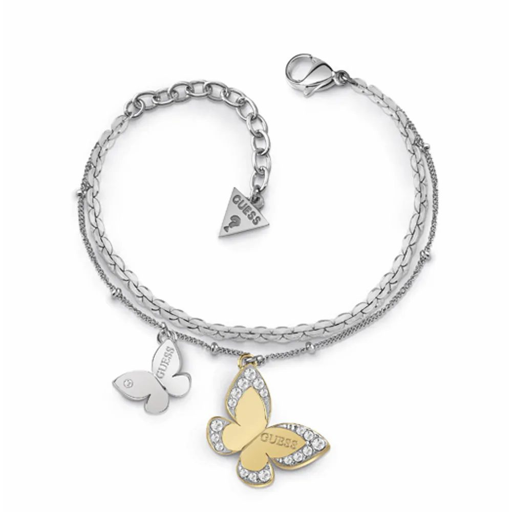 Guess Love Butterfly UBS29100-S