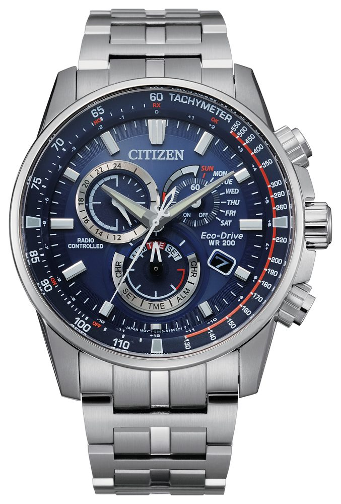 Citizen Radio Controlled CB5880-54L