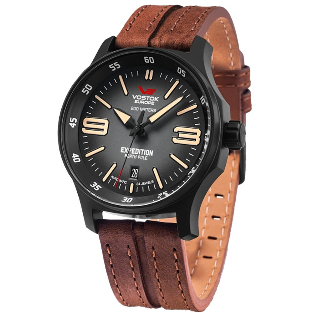 Vostok Europe Expedtion North Pole 1 NH35-592C554