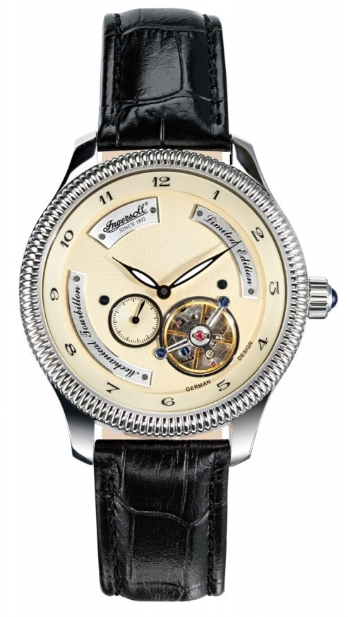 Ingersoll Tourbillon West Point IN5201CH