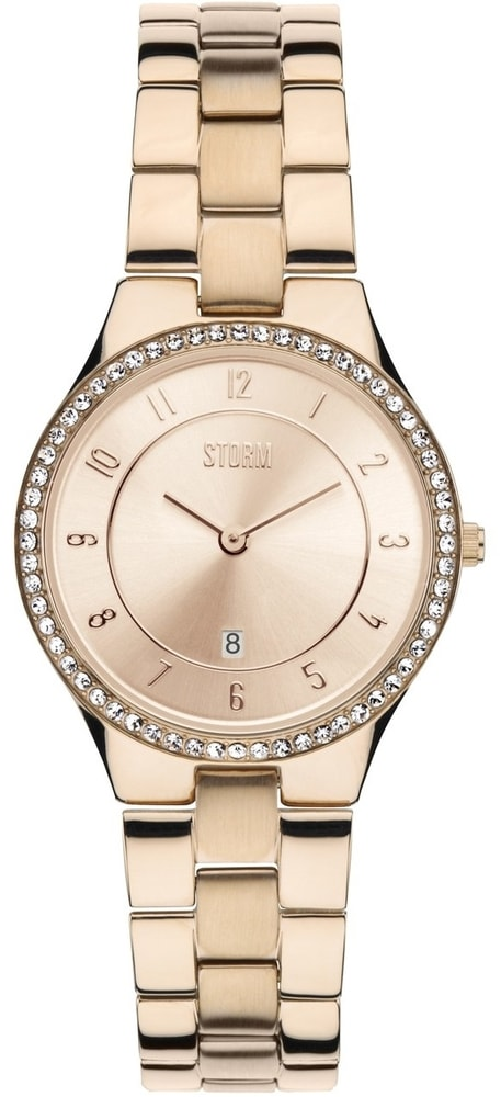 Storm Slim X-Crystal RG-Rose gold 47189-RG-RG